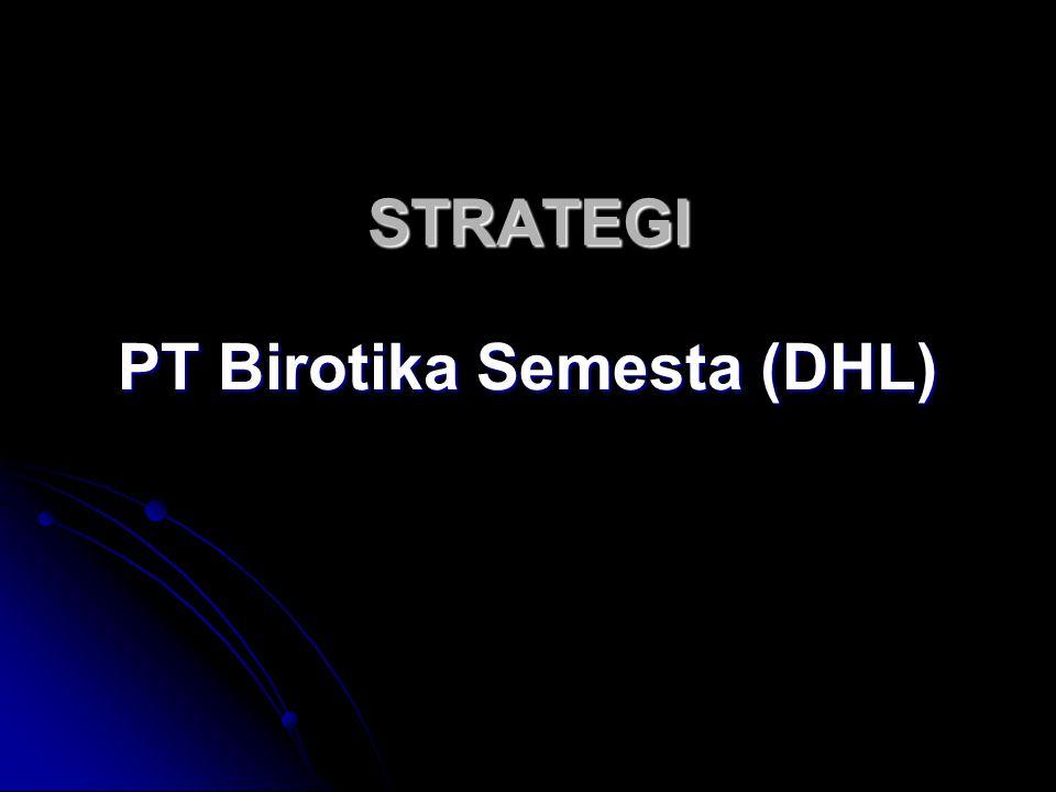PT Birotika Semesta (DHL)