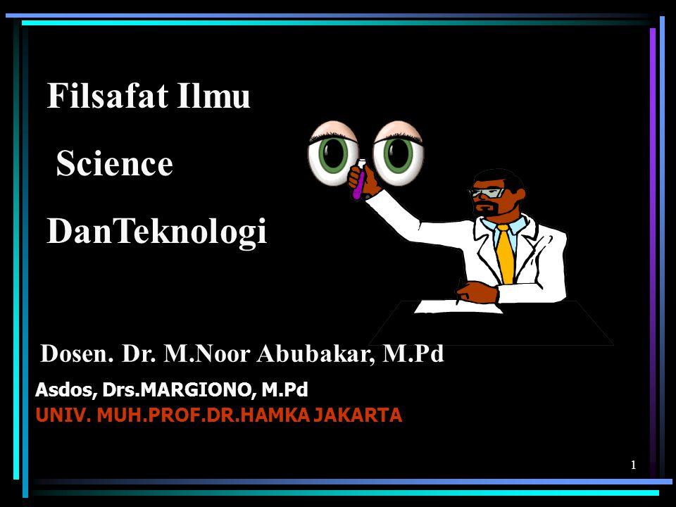 Dosen. Dr. M.Noor Abubakar, M.Pd