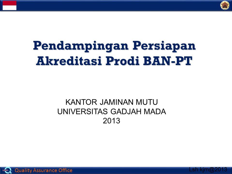 Pendampingan Persiapan Akreditasi Prodi BAN-PT