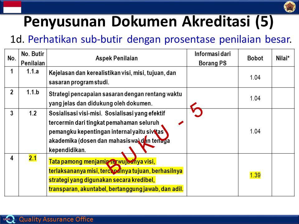 Penyusunan Dokumen Akreditasi (5)