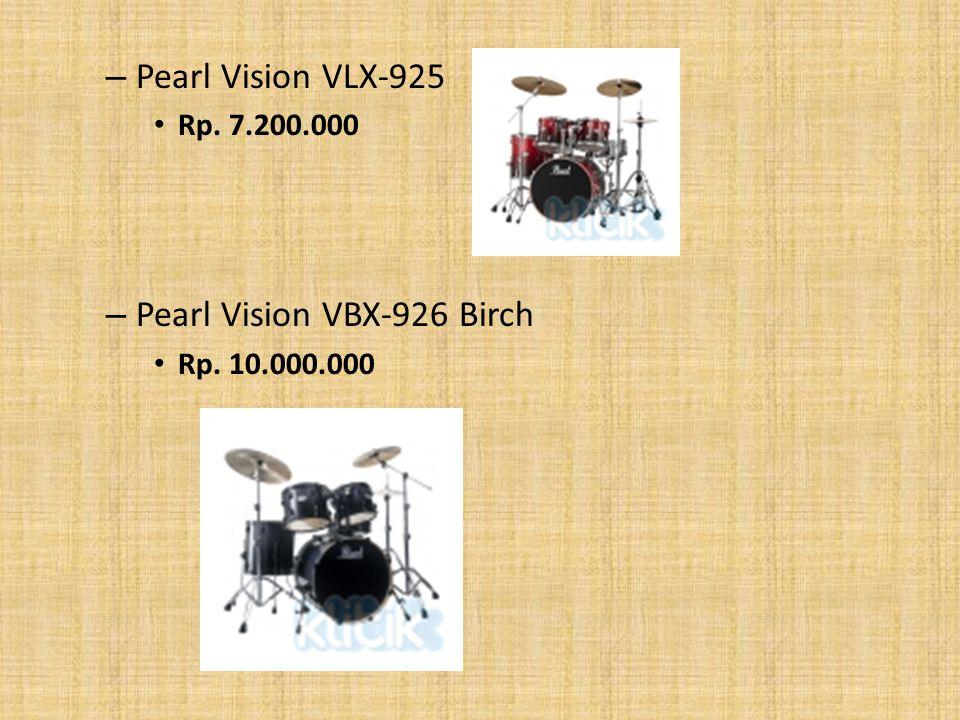 Pearl Vision VBX-926 Birch