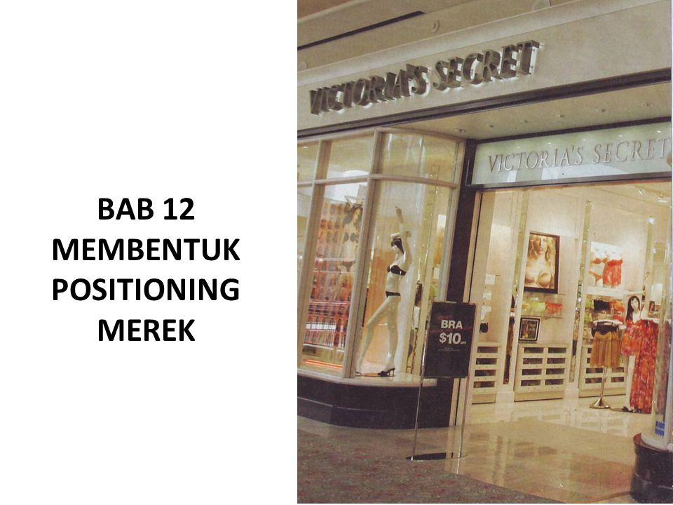 BAB 12 MEMBENTUK POSITIONING MEREK
