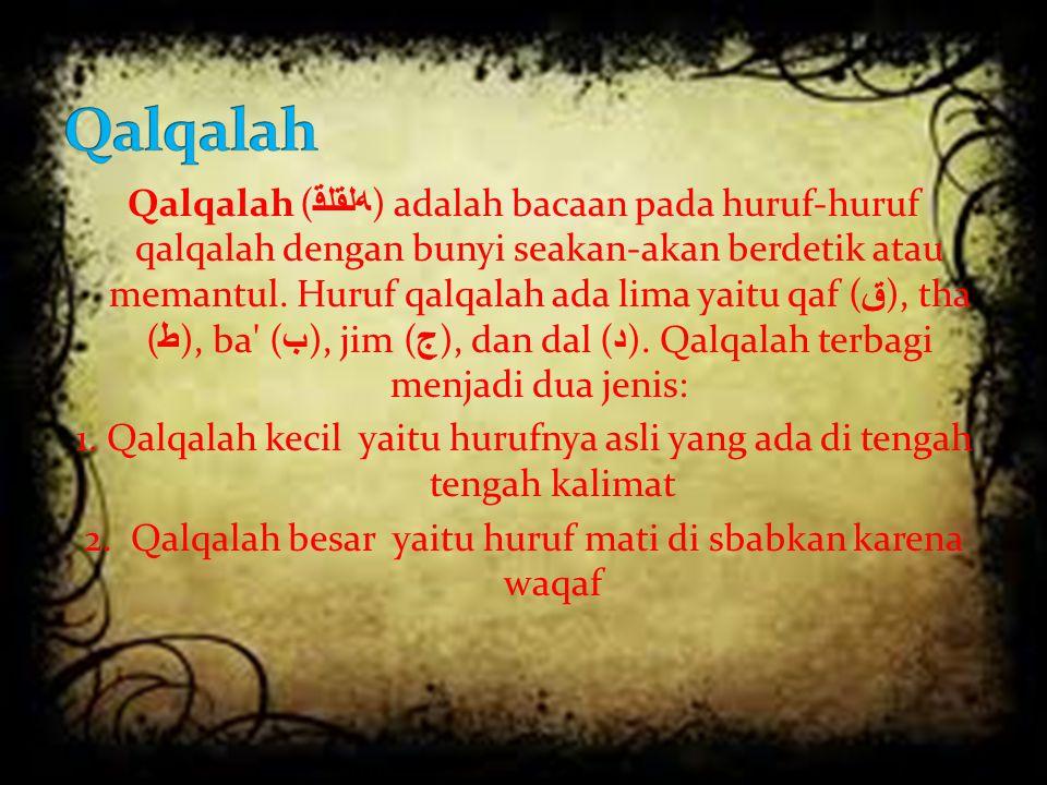 Qalqalah