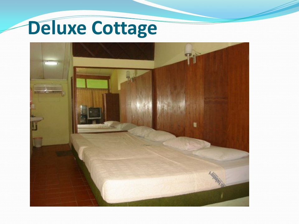 Deluxe Cottage