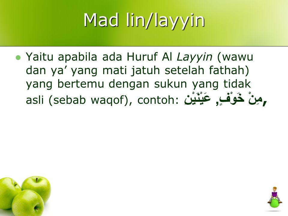 Mad lin/layyin