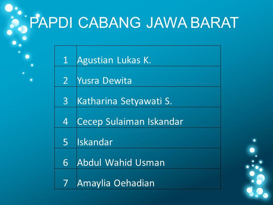 PAPDI CABANG JAWA BARAT