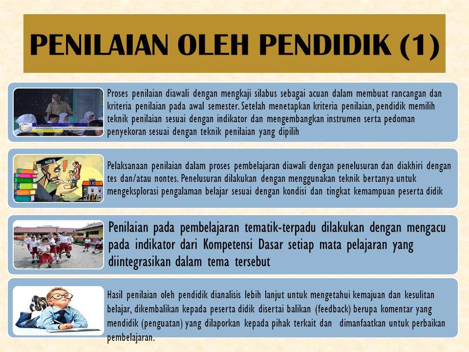 PENILAIAN OLEH PENDIDIK (1)