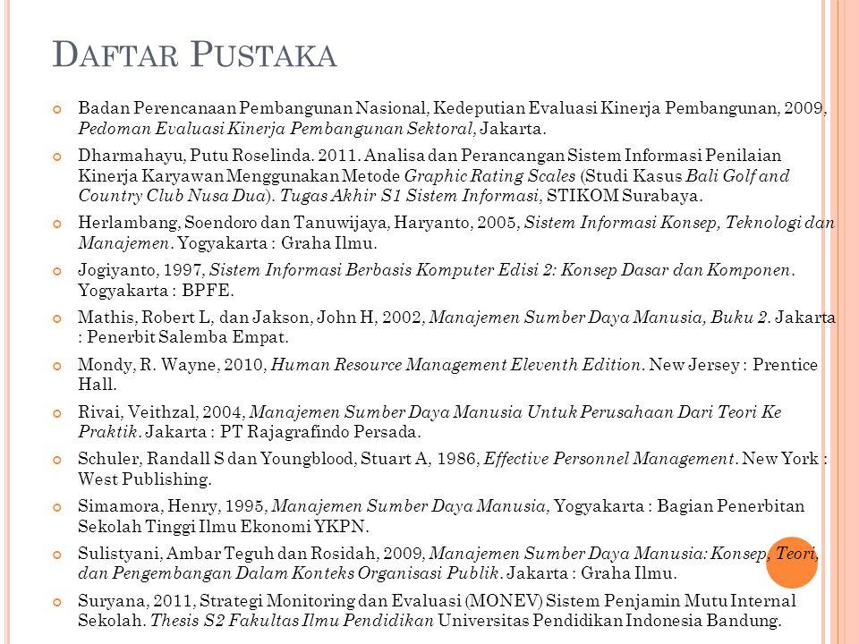 Daftar Pustaka