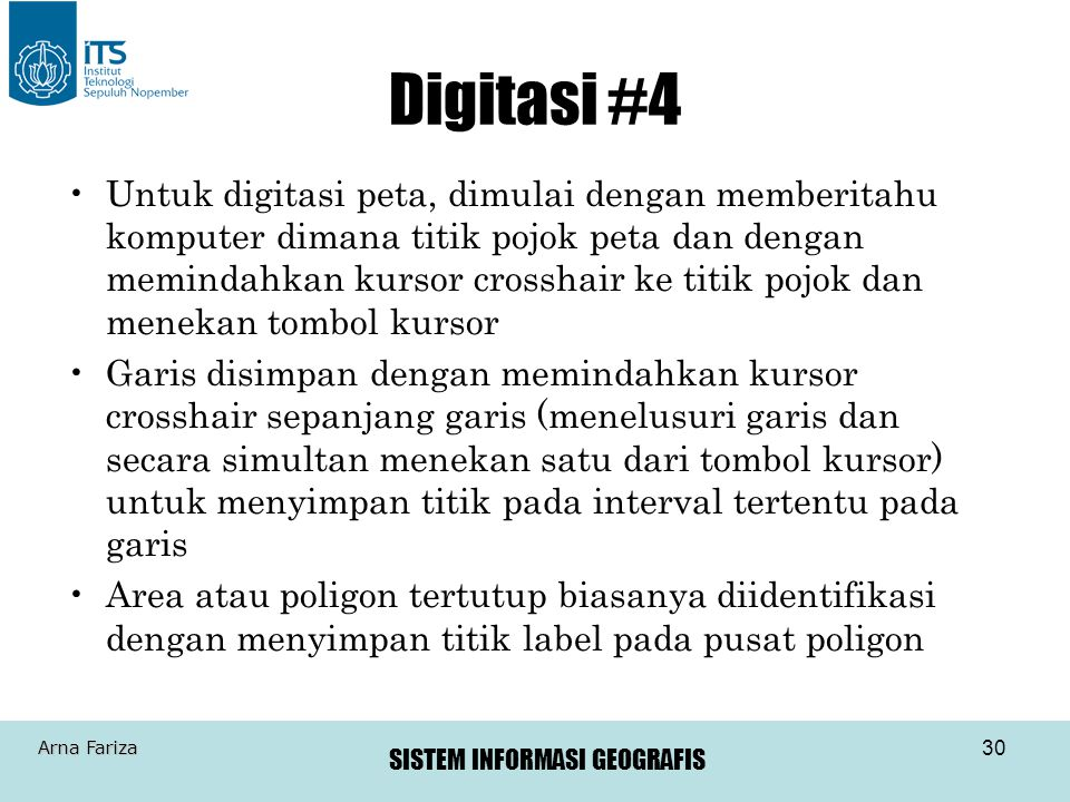 Digitasi #4