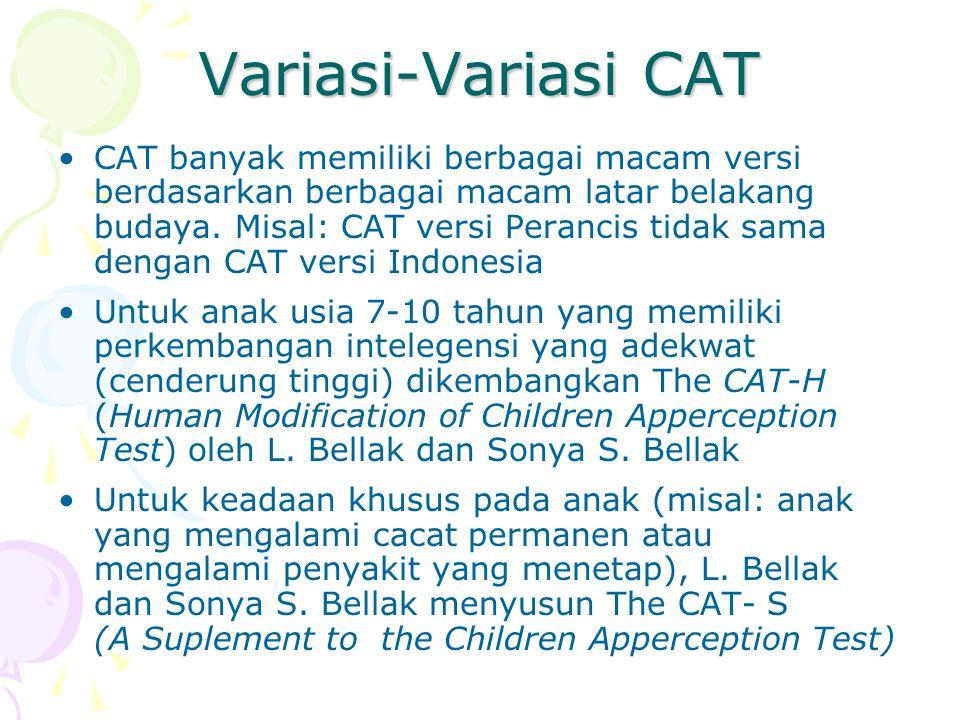 Variasi-Variasi CAT