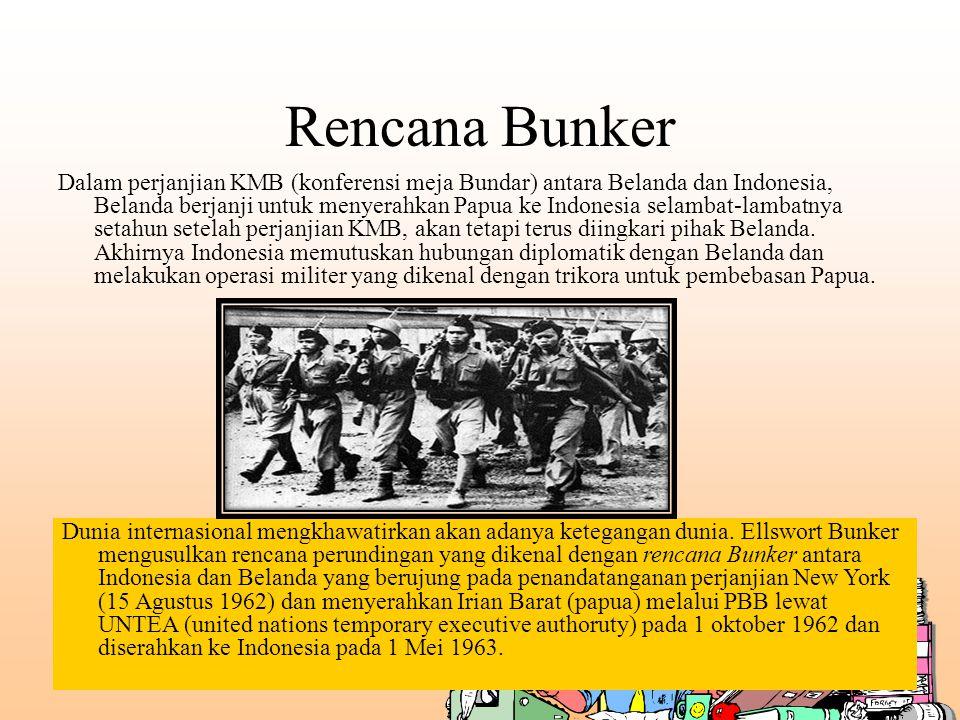 Rencana Bunker