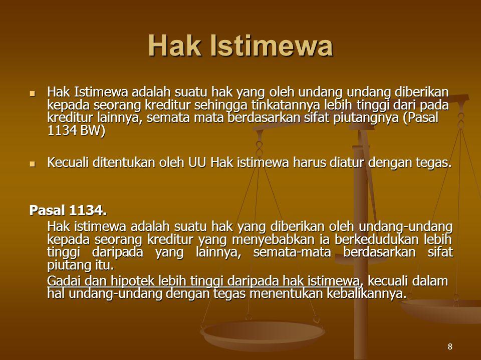 Hak Istimewa