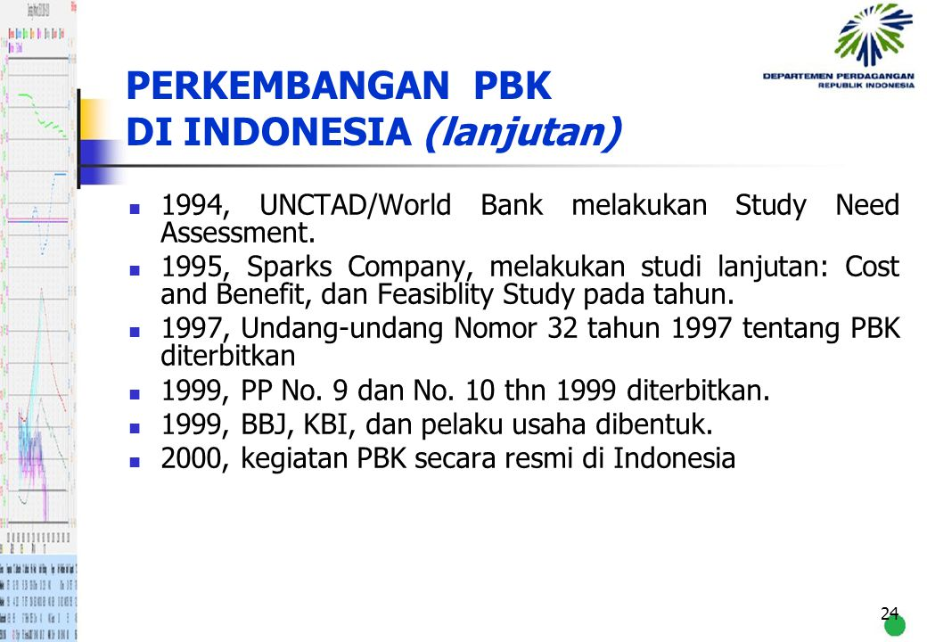 PERKEMBANGAN PBK DI INDONESIA (lanjutan)