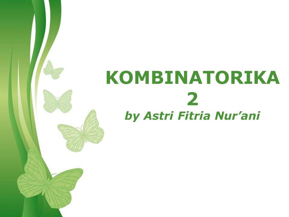 by Astri Fitria Nur'ani