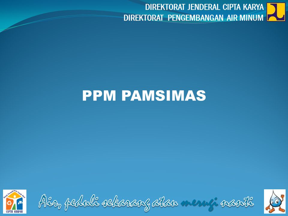 PPM PAMSIMAS
