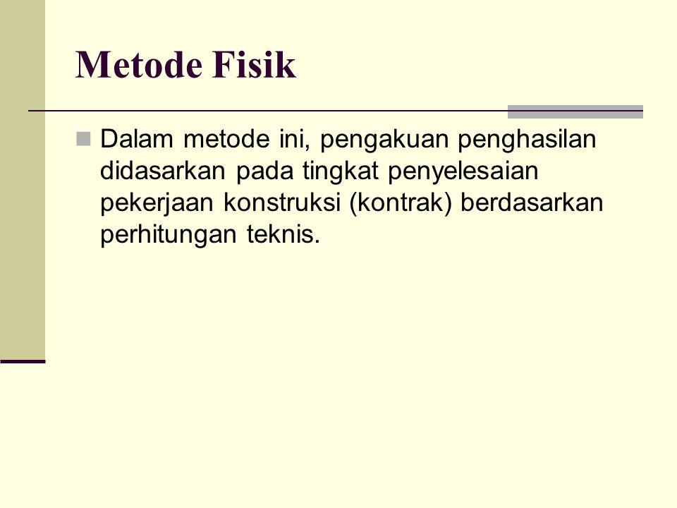 Metode Fisik