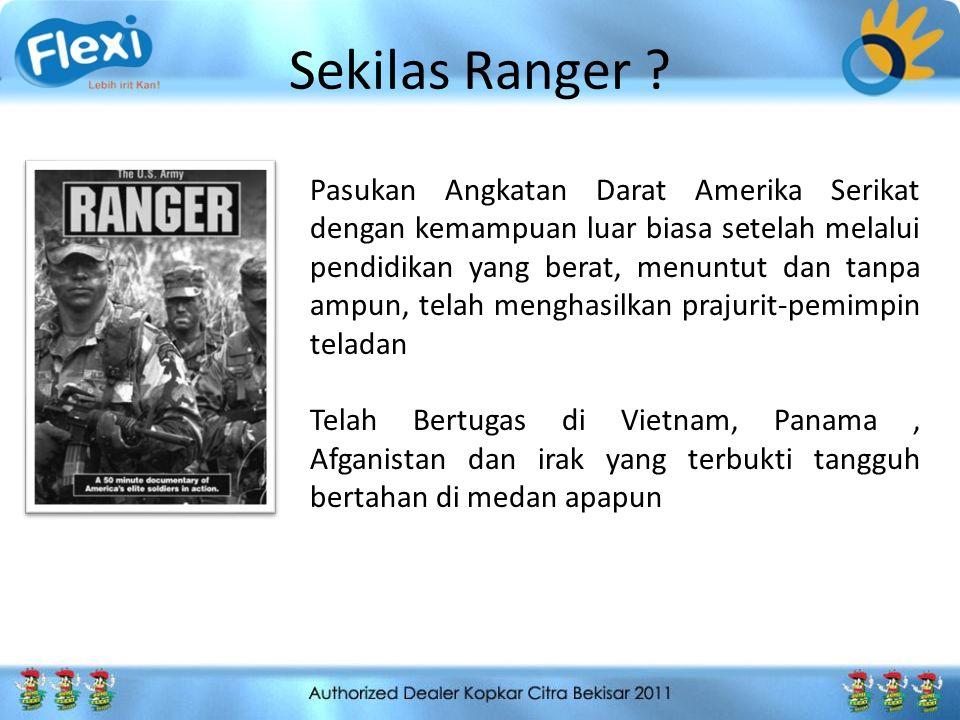 Sekilas Ranger