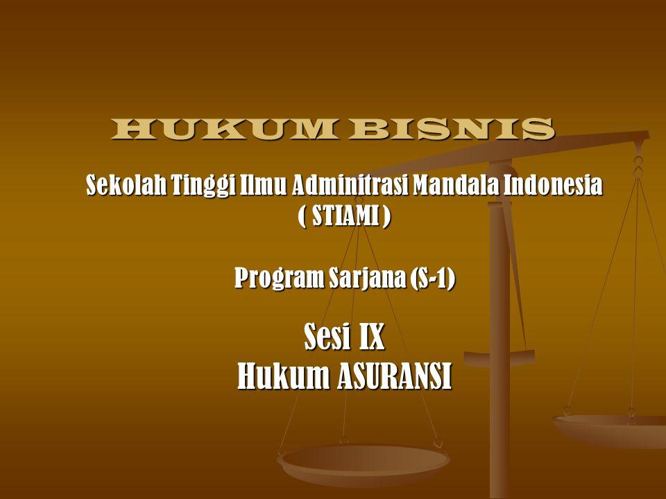 Sekolah Tinggi Ilmu Adminitrasi Mandala Indonesia
