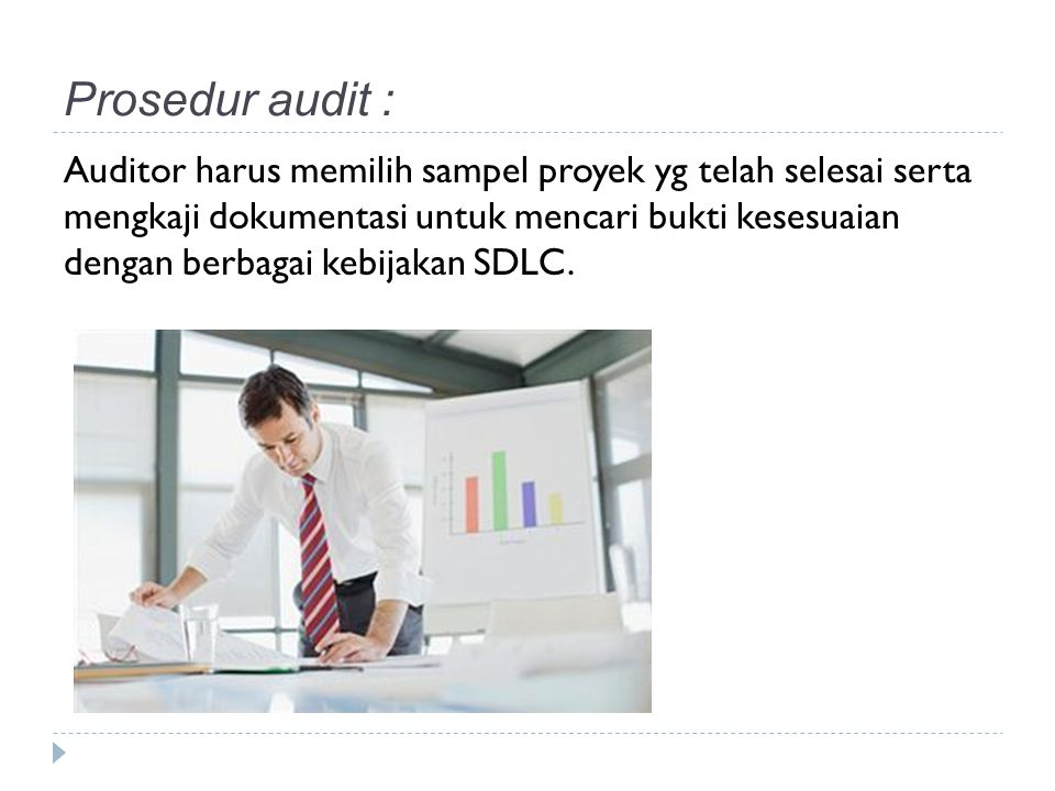 Prosedur audit :