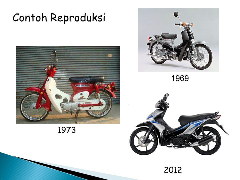 1969 Contoh Reproduksi 1973 2012