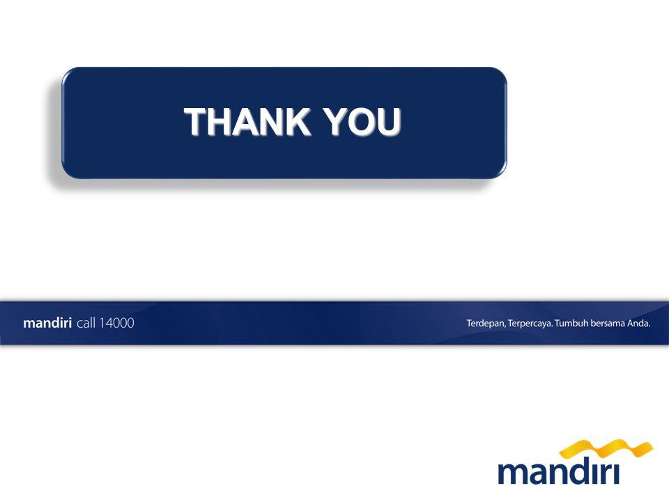 THANK YOU Yang kami hormati, ………………….