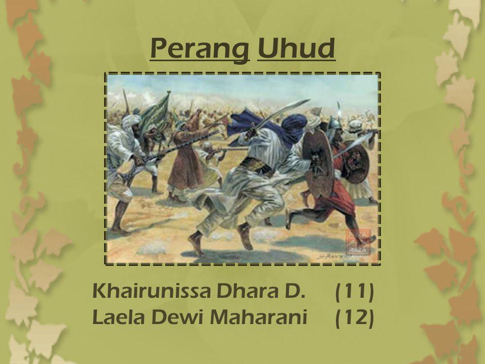Khairunissa Dhara D. (11) Laela Dewi Maharani (12)