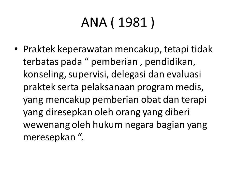 ANA ( 1981 )