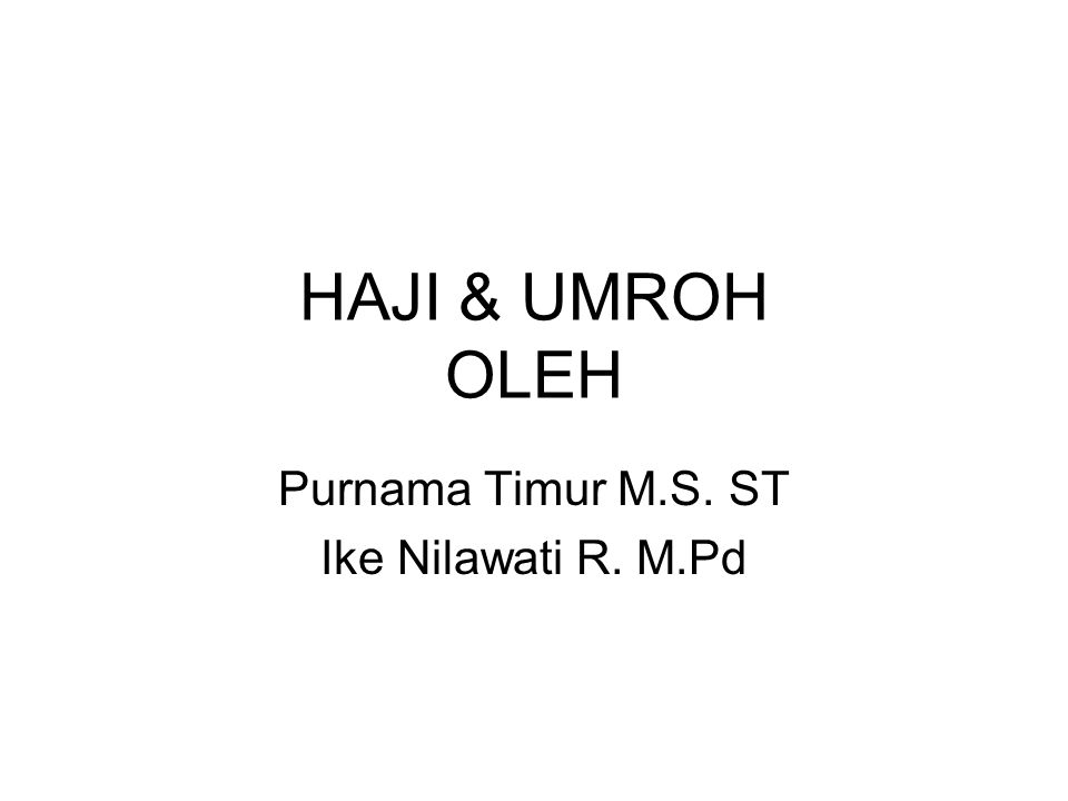 Purnama Timur M.S. ST Ike Nilawati R. M.Pd