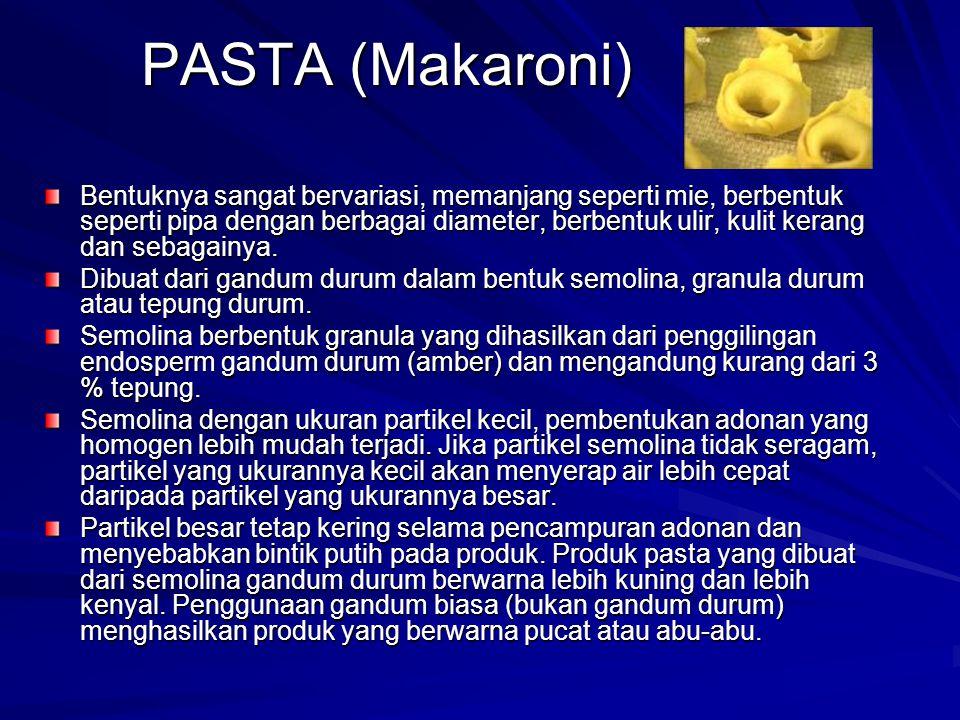 PASTA (Makaroni)