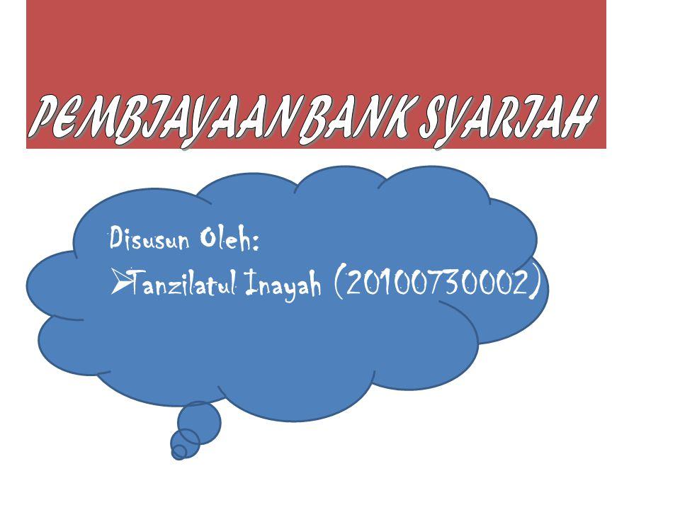PEMBIAYAAN BANK SYARIAH