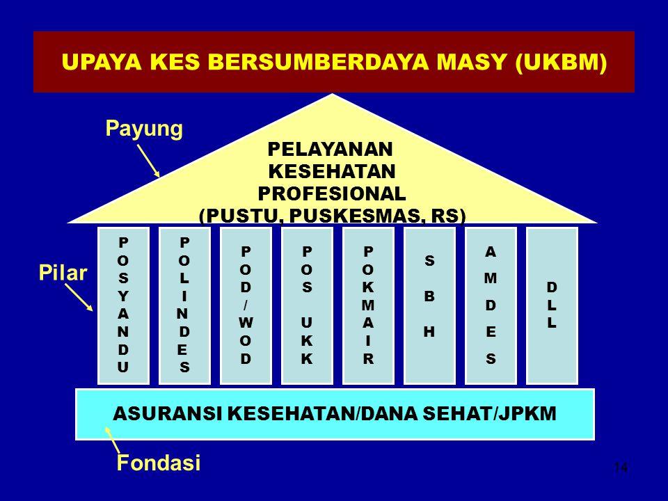 UPAYA KES BERSUMBERDAYA MASY (UKBM)