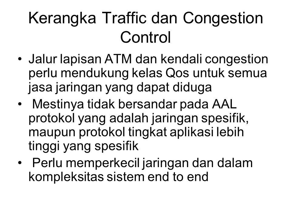 Kerangka Traffic dan Congestion Control