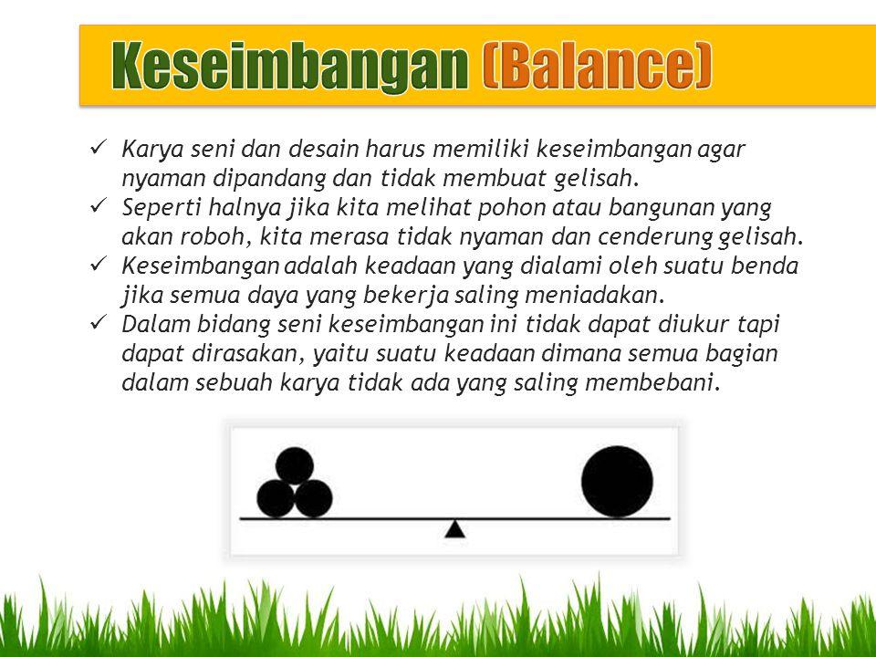 Keseimbangan (Balance)
