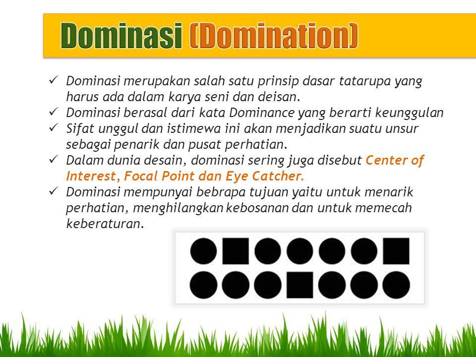 Dominasi (Domination)