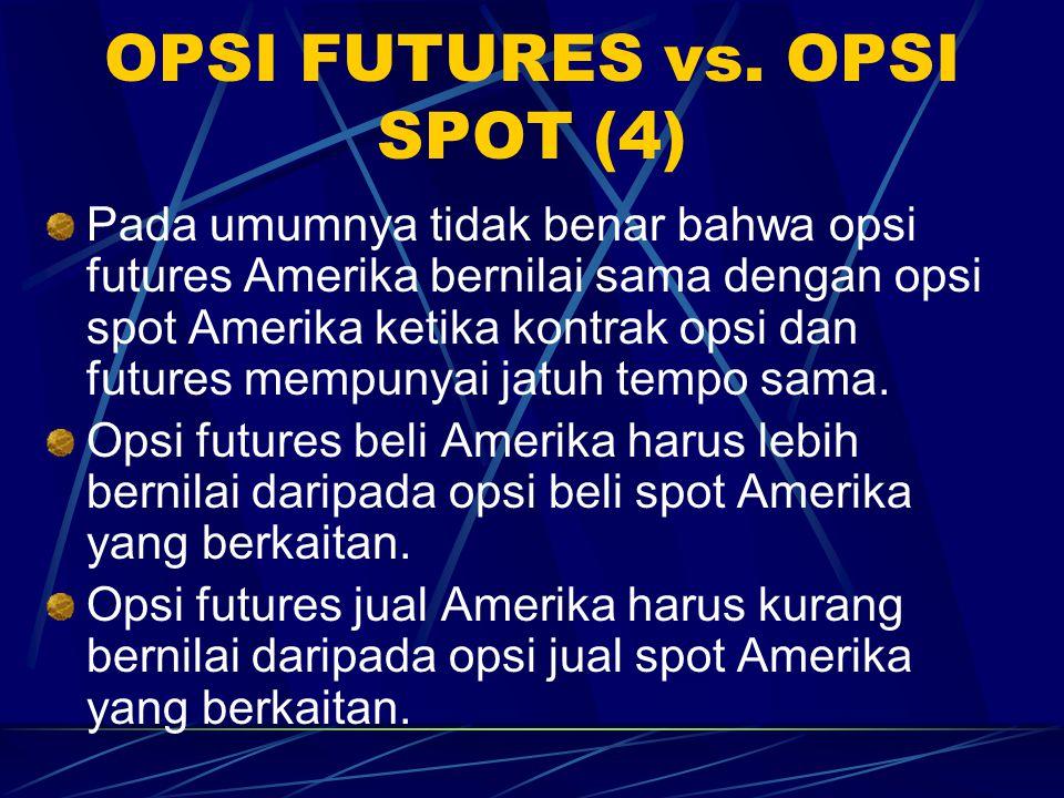OPSI FUTURES vs. OPSI SPOT (4)