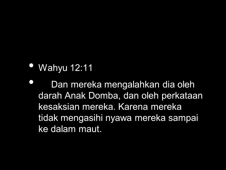 Wahyu 12:11