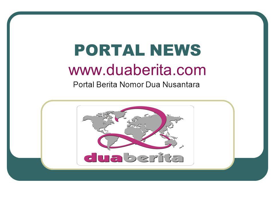PORTAL NEWS www.duaberita.com