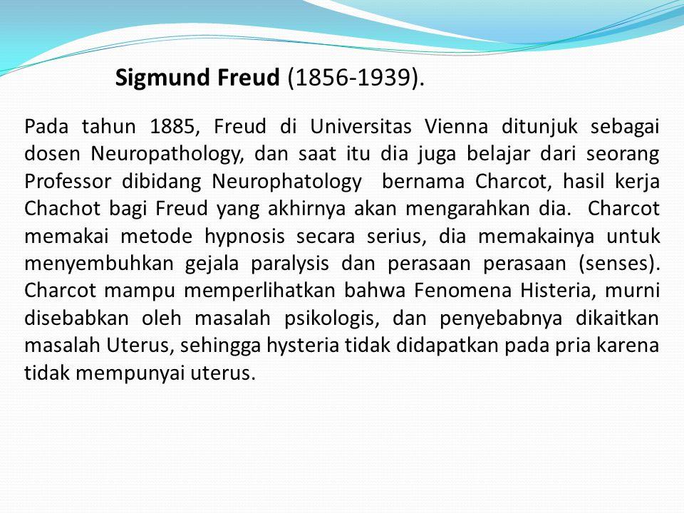 Sigmund Freud (1856-1939).