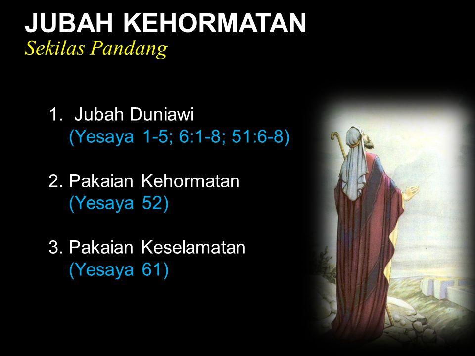Black JUBAH KEHORMATAN Sekilas Pandang