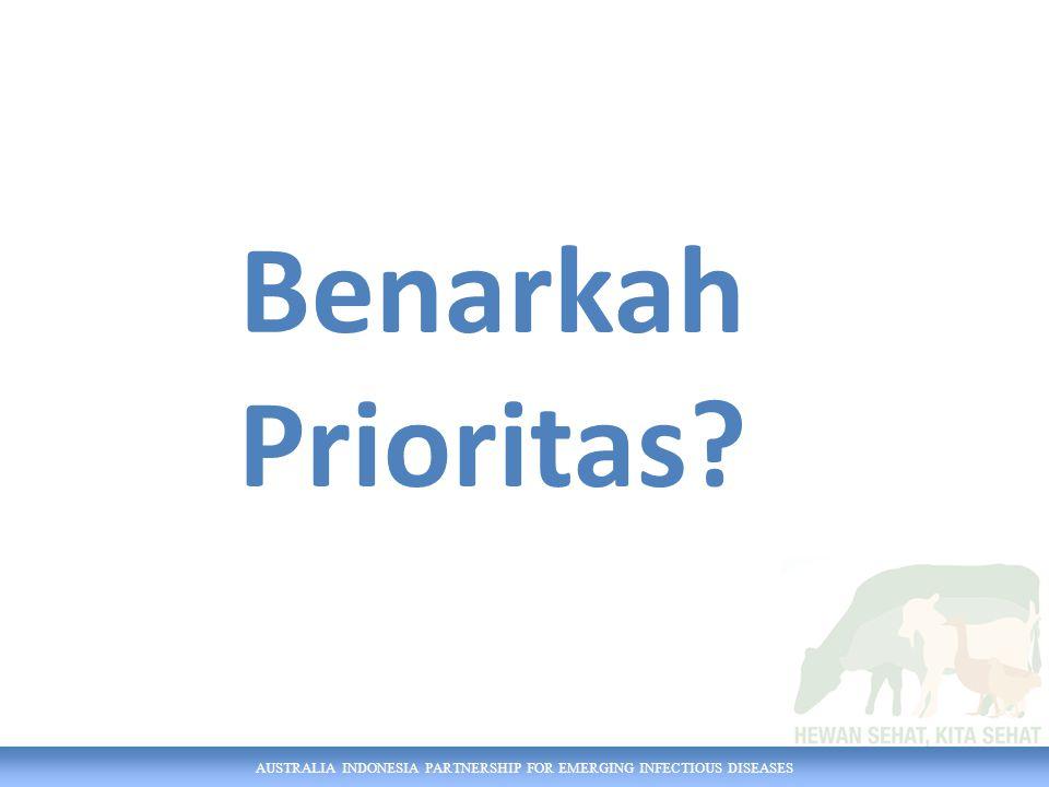 Benarkah Prioritas