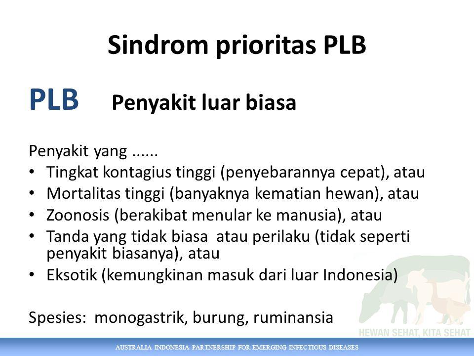 PLB Penyakit luar biasa