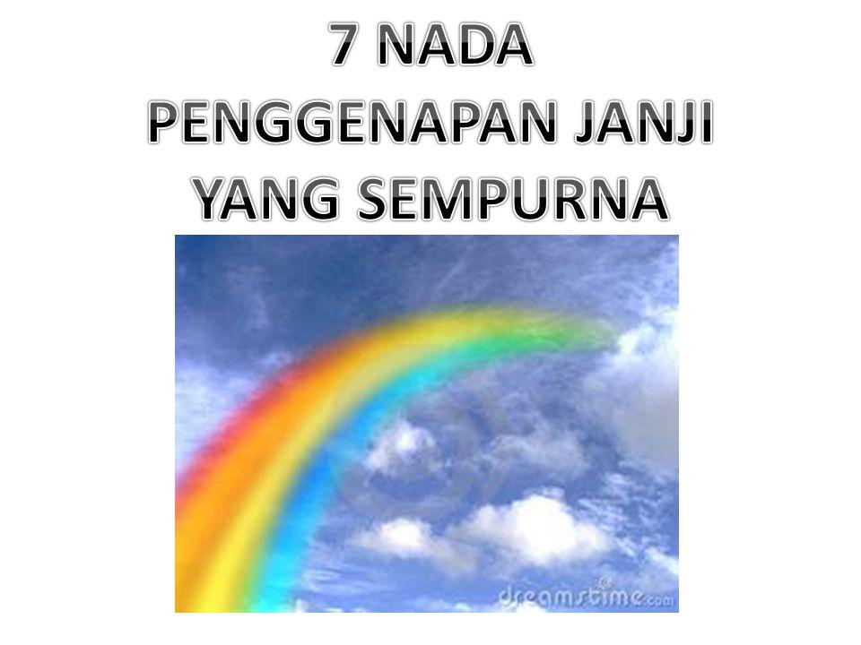 7 NADA PENGGENAPAN JANJI YANG SEMPURNA