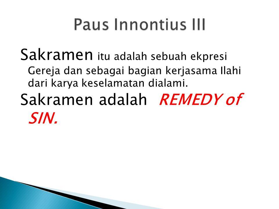 Paus Innontius III