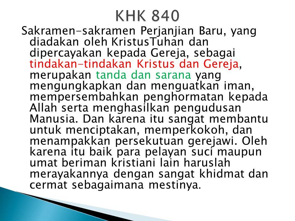 KHK 840