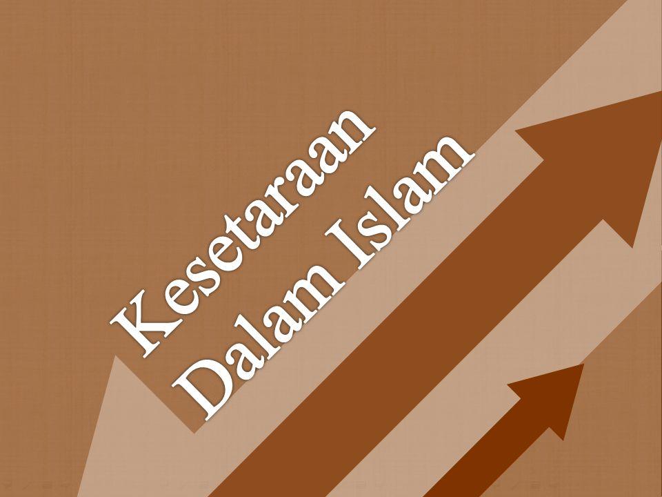 Kesetaraan Dalam Islam