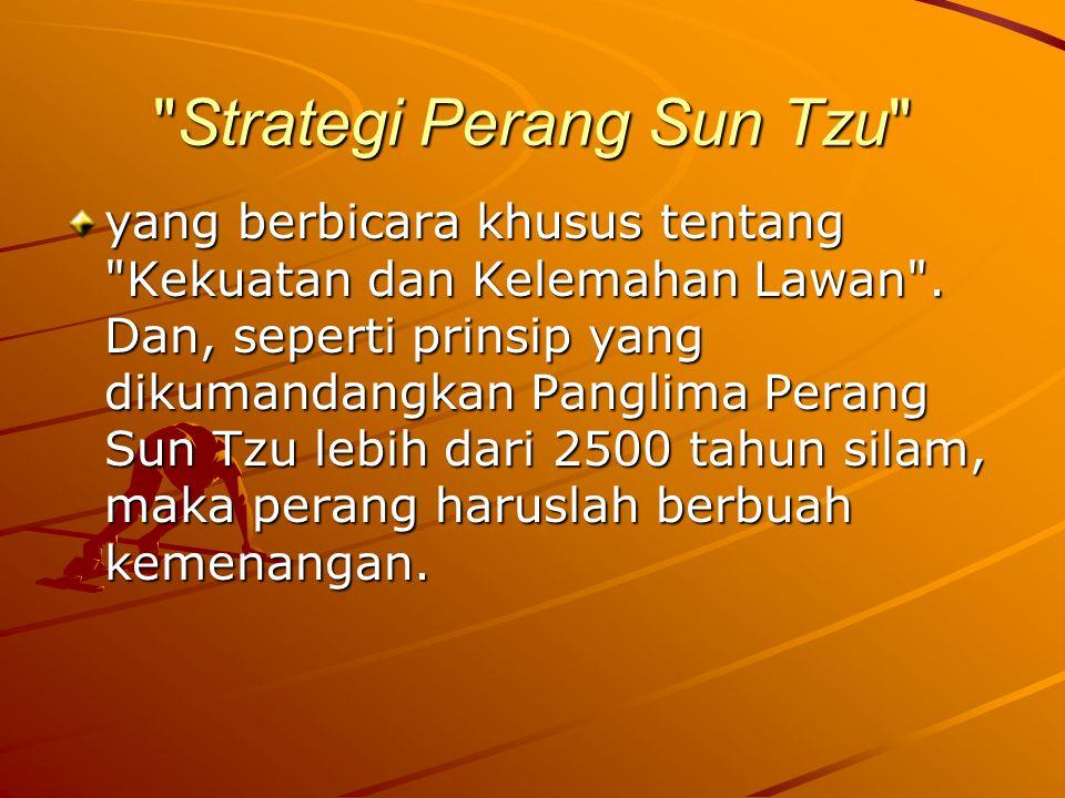 Strategi Perang Sun Tzu