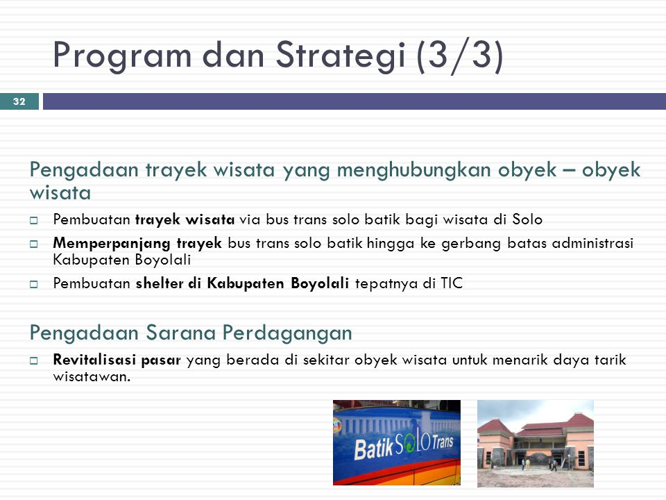 Program dan Strategi (3/3)