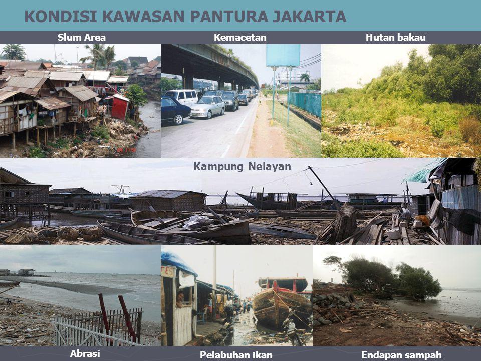 KONDISI KAWASAN PANTURA JAKARTA