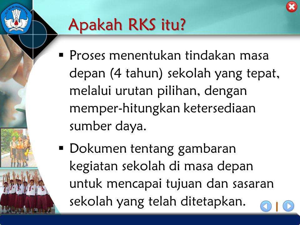 Apakah RKS itu