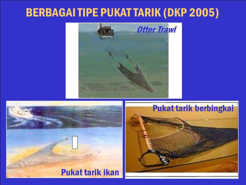 BERBAGAI TIPE PUKAT TARIK (DKP 2005)